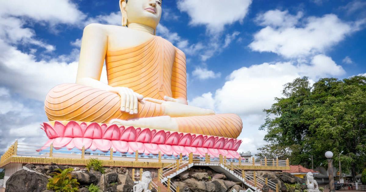 sri lanka buddhist temple - 1024×680