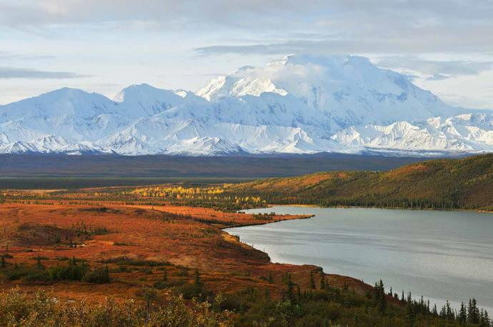 Denali National Park, Usa
