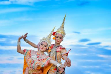 Art and culture in Thailand