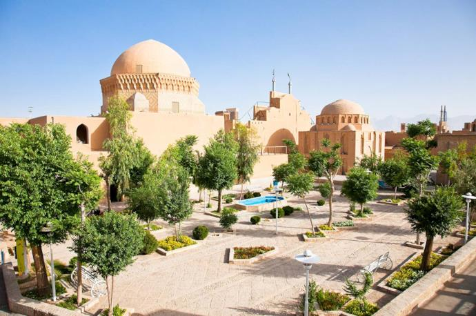 Alexander's Prison in Yazd, Iran