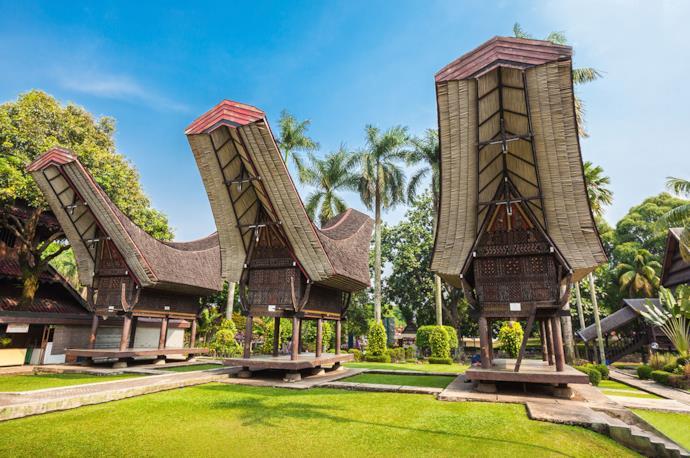 Taman Mini in Indonesia