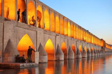 Top 10 attractions in Isfahan, Iran