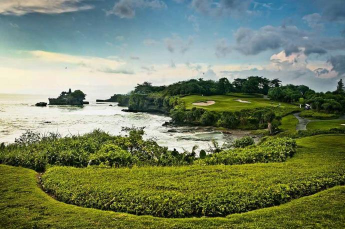Bali landscape, Indonesia