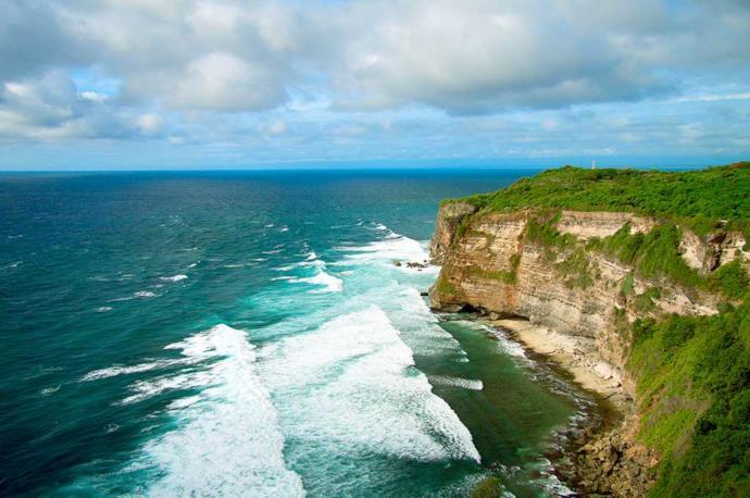 Indonesia, Bali sea