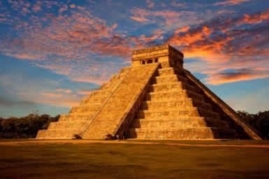 Mexico archaeological sites: the mystery of the Mayan pyramids