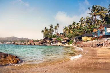 Goa: the most beautiful beaches of South India