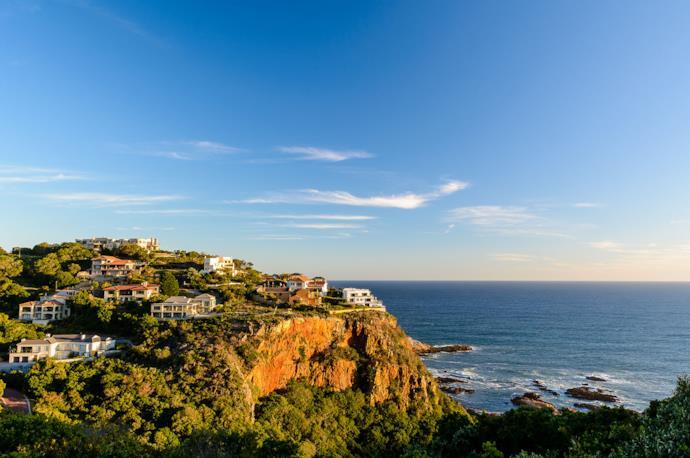 Knysna Head in South Africa