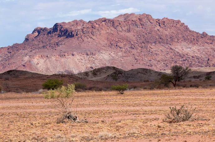 Twyfelfontein landscape, Namibia