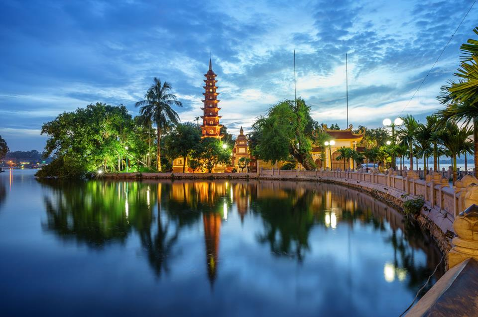Most Important Places To Visit In Hanoi Vietnam