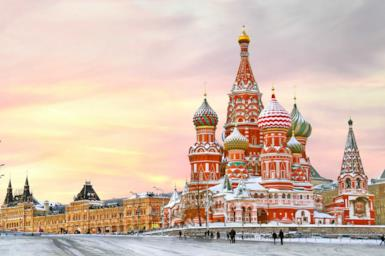 Moscow: what to see in the capital of Russia