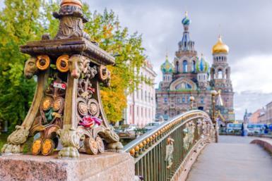 Saint Petersburg: what to see