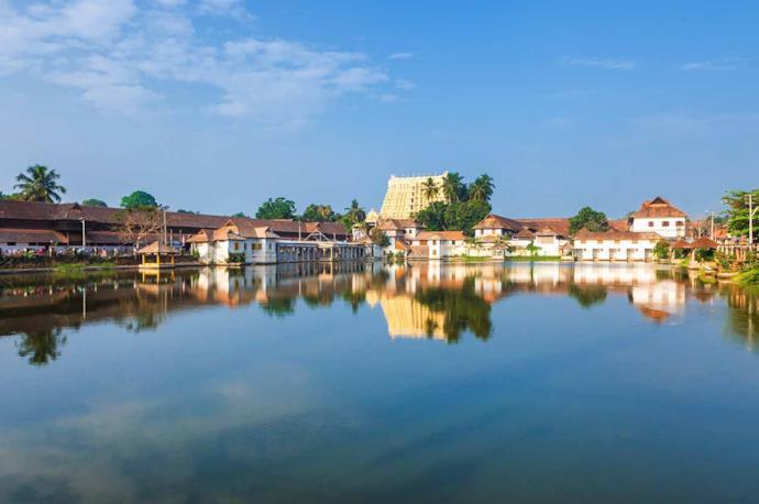 Trivandrum in Kerala, India