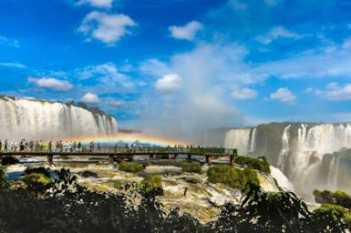 Iguazu Falls: a journey of discovery