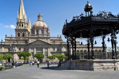 The most beautiful cities of Mexico: what to do in Guadalajara