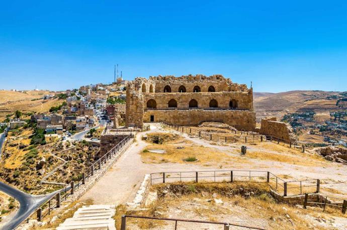 Al Karak in Jordan