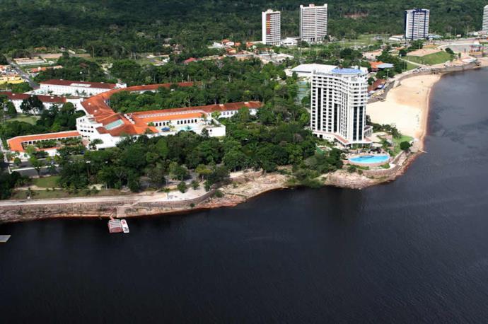 Palaces of Manaus, Brazil