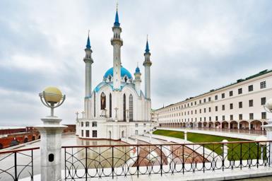 Kazan: 5 things to see in the capital of Tatarstan
