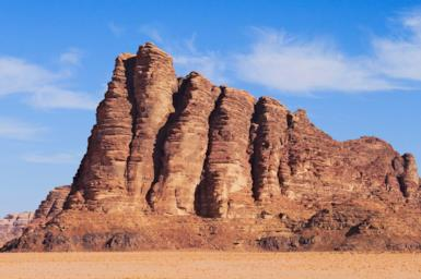 What to see in Wadi Rum, the great Jordanian desert
