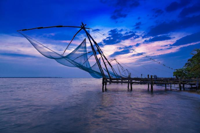 Itinerario del Kerala