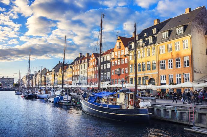 Copenhagen in Danimarca per un viaggio da sola