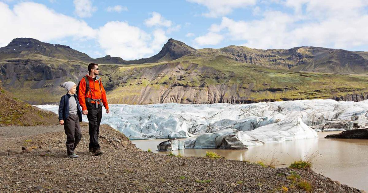 Come organizzare un viaggio in Islanda con i bambini