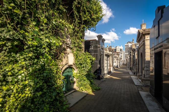 Cosa vedere a Buenos Aires: il cimitero di Recoleta