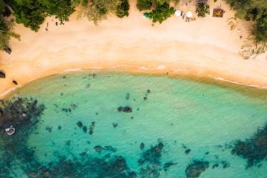 Le isole e le spiagge più belle della Cambogia
