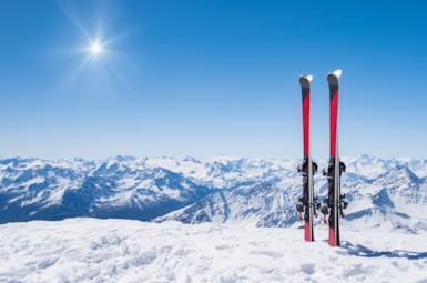 Dove sciare: le mete sciistiche top 2019