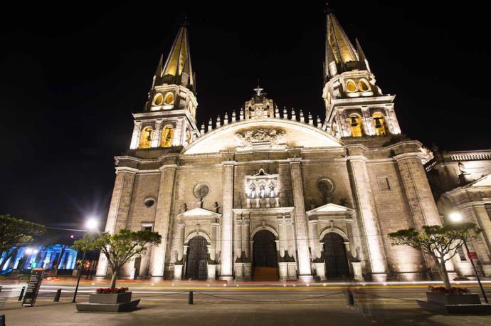 Cattedrale di Guadalajara, Messico