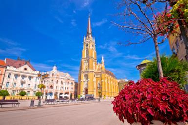 I consigli di viaggio per Novi Sad, perla della Serbia, e come organizzare il viaggio