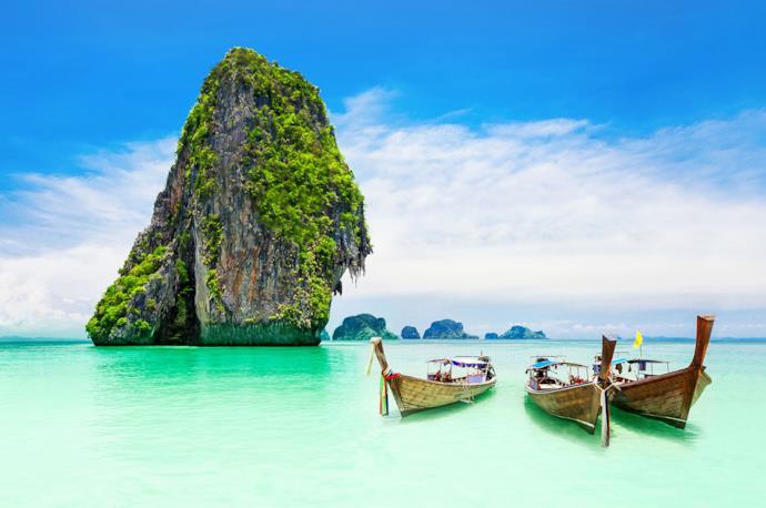 Natale al caldo in Thailandia sulle spiagge di Phuket