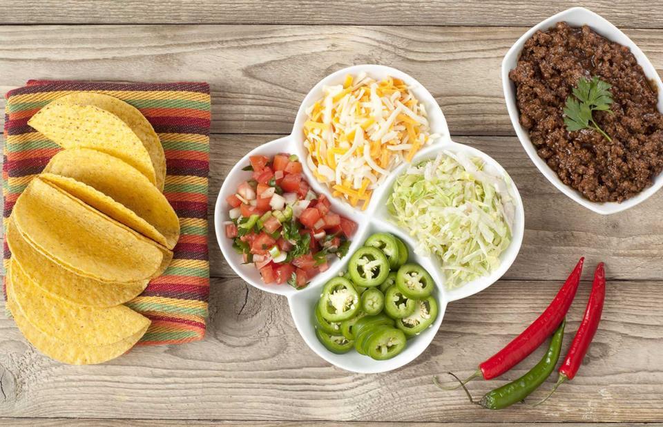 Ingredienti della cucina messicana
