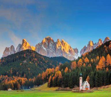 5 mete straordinarie dove vedere il foliage in Italia