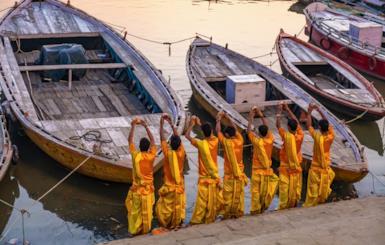 Varanasi e Gange: il cuore sacro dell'India