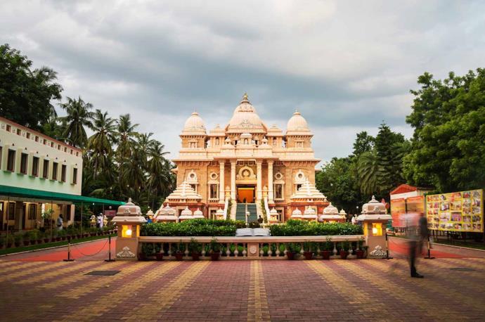 Palazzo di Sri Ramakrishna, Tamil Nadu, India