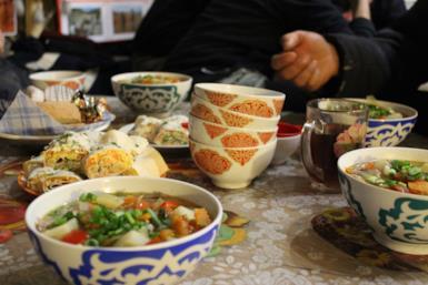 Cosa mangiare in Mongolia