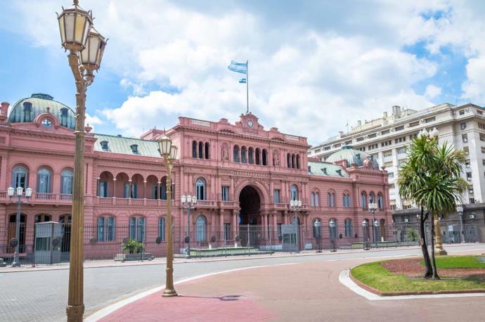 Che cosa vedere a Buenos Aires: la Casa Rosada