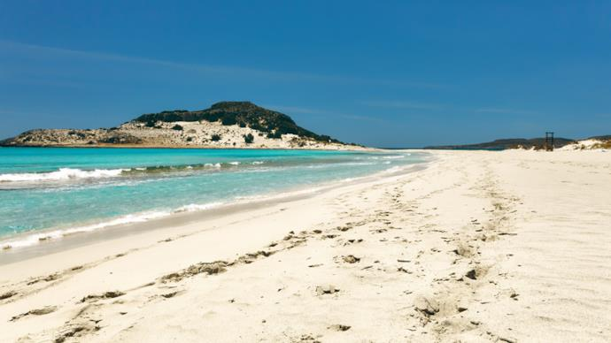 Isola di Elafonissos - Benvenuti a Elafonissos splendida ...