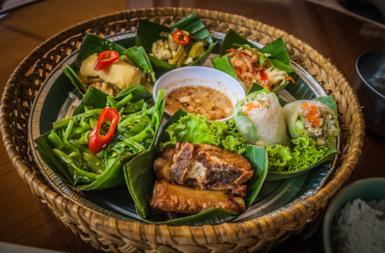 Cucina cambogiana: cosa mangiare durante un viaggio in Cambogia