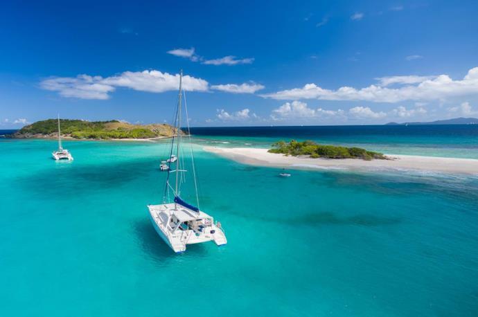 Crociera in catamarano ai Caraibi per Capodanno