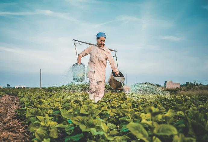 Donna in Vietnam