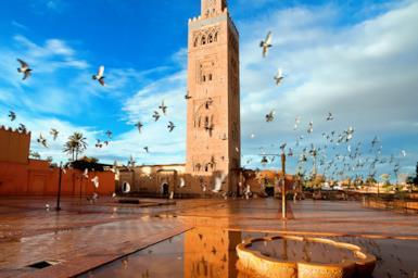Marrakech dedica un museo a Yves Saint Laurent