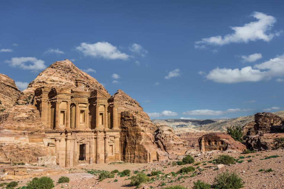 Tour della Giordania per il Ponte dell'Immacolata