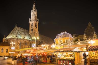 I mercatini di Natale più belli in Italia dal Trentino alla Sicilia