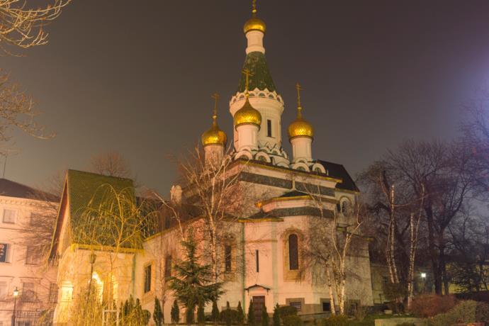 Chiesa Russa di San Nicola