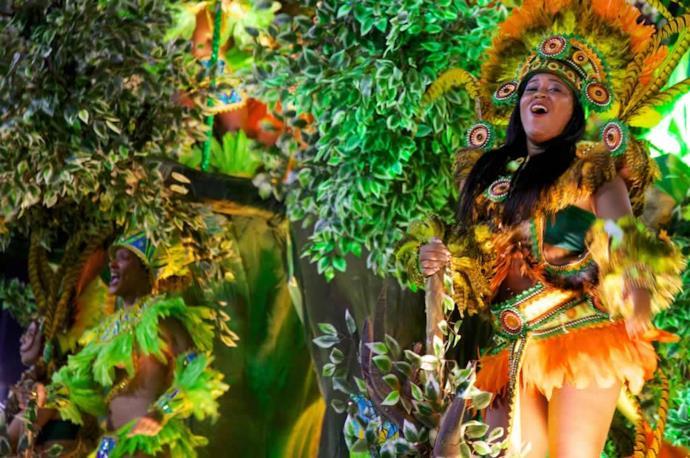 Balli al Carnevali di Rio