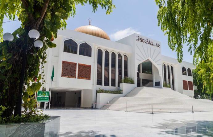 Moschea del Venerdì di Malé, Maldive