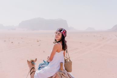 Viaggiare in Giordania: 10 buoni motivi per partire adesso