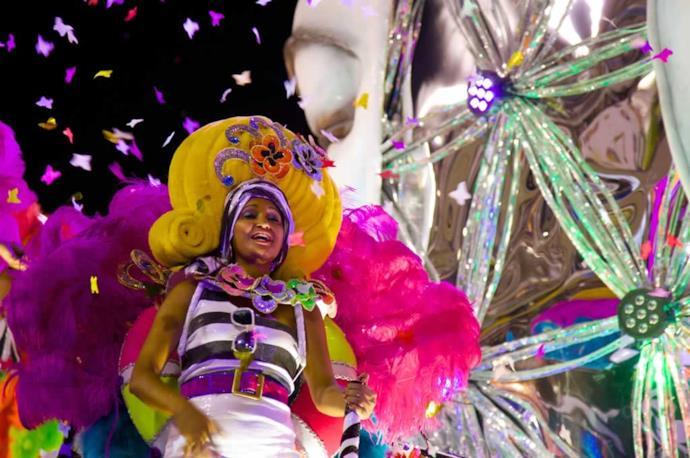 Danze al Carnevale di Rio