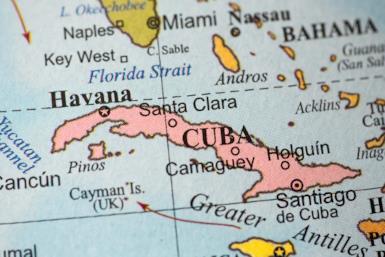 La geografia di Cuba, i suoi confini e il territorio